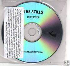 (F982) The Stills, Destroyer - DJ CD