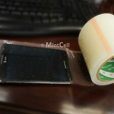 90mm X 100M LCD Screen Glass Protective Sticky Film Tape for Samsung Note Series