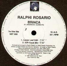 RALPHI ROSARIO - Brinca (A Man Called Adam Rmx) - 1995 Nite Stuff - NST 005