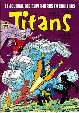 TITANS   N°135   LUG    MARVEL
