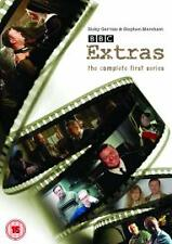 EXTRAS - COMPLETE FIRST SERIES - 2 disc set - DISCS ONLY  (N116)   {DVD}