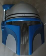 Star Wars Jango Fett Child Kids PVC Costume Mask Rubies Licensed New
