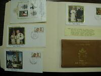 Pope John Paul II -15 Golden Series -Trip to India No. 1496