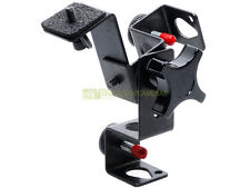 Supporto flash con porta ombrello riflettente KALT. Umbrella bracket.