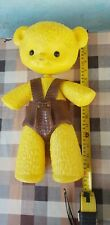 1980s Vintage Russian Plastic Doll Toy Sheep 16,53 Inch
