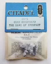 Citadel RAFM BA-5 Odan Grimbeard Bryan Ansell's Heroic Adventures Sealed 1983