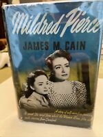 Mildred Pierce by James M. Cain Illustrated w/ Photos from Warner Bros 1945
