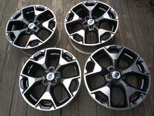 2018 subaru crosstrek 17 inch oem rim rims wheels