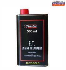 ADDITIVO SINTOFLON Engine Treatment  E.T. 500 ml -  Trattamento Motore