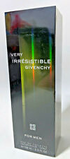 Givenchy Very Irresistible for Men Eau de Toilette 100ml 3.3oz spray new sealed!