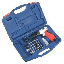 Sealey Generation Series Air Hammer Tool Kit-Chisel/Cutter-Medium Stroke - GSA12