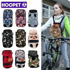 Pet Dog Carrier Backpack Carrier for Dogs Breathable Mesh Outdoor Travel Tote
