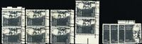 1295, $5 Moore Wholesale Lot of 12 Used Stamps All VF - Stuart Katz