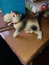 Enesco Ceramic Terrier Dog