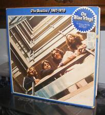 The Beatles - Blue Vinyl - 1967 - 1970 - LP - Schallplatte