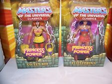 Masters of the Universe Classics Sweet Bee + Flutterina She-Ra  MOTUC Lot Mattel