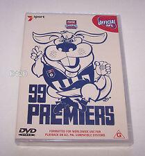AFL Premiers 1999 - North Melbourne (DVD, 2001)