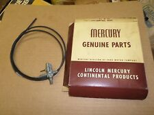 1957 mercury turnpike cruiser nos windshield wiper control assembly