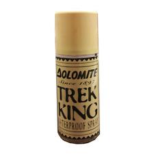 Dolomite Spray ml 100 Impermeabilizzante Scarpe Trekking  Tende Waterproof