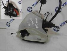 Volkswagen Golf MK5 2003-2009 Drivers OSR Rear Door Lock Mechanism With Casing