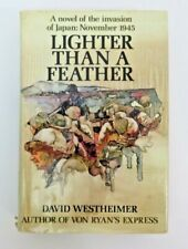"Lighter Than a Feather HC First Edition Stamped ""US AIR FORCE"" David Westheimer"