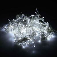 New 3Mx3M 300 LED String Fairy Curtain NET Light Outdoor Christmas Wedding 220V