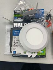 Halo® SLD405930WHR LED Surface Mount Light, 4""