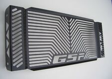 Suzuki GSF 1250 Bandit Grille de radiateur black Logo RoMatech 5067