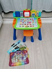 VTech Touch & Learn Activity Desk LED Toddler activity toy interactive table