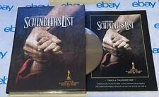 Schindler's List (Dvd 1993 Digipak Packaging Edition) Steven Spielberg