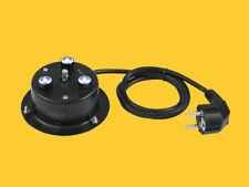 Motor mit 3 x 1 Watt LED Spiegelkugel-Spiegelball-Discokugel  EUROLITE-MD-1015