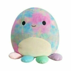 60cm Squishmallow Opal The Octupus Plush Toy Doll Soft Kids Pillow Gift New