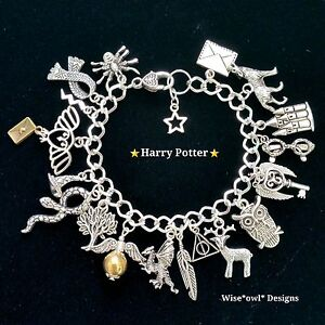 HARRY POTTER ULTIMATE BRACELET 12th,13TH,16TH,18TH,21ST,30TH,40TH GIFT.GIFT BOX