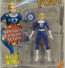 Quatre fantastiques: la femme invisible cardées action figure faite par TOY BIZ 1992 (tk)