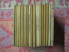 Première édition publique des éditions de minuit en 20 volumes