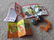 Ü Ei Figur Kinder Joy 2015 - Angry Birds - FF601