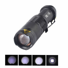 20000lm CREE Xm-l T6 LED Flashlight 5mode Zoom Tactical&military Torch Light Hot