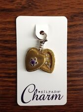 SILPADA Sterling Silver Charm Collection - Close to My Heart Locket - C2544