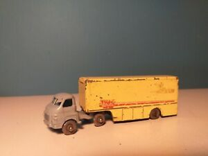 MATCHBOX LESNEY BEDFORD S  WALLS ICE CREAM ARTIC, M2, c1958