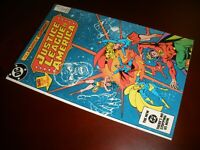 DC Comics Justice League of America # 231 High Grade 9.2-9.4