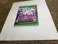 Just Dance 2018 (Microsoft Xbox One, 2017) new