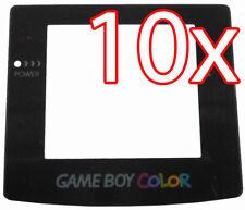 10 X Nintendo Game Boy Color - GBC Display / Front Scheibe / Ersatz Austausch