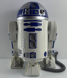 Star Wars R2-D2 Telephone with Droid Movement & Sounds & Lights