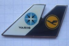 LUFTHANSA / VARIG / LEITWERK      ..............Airline-Pin (158h)