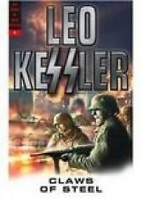 Claws of Steel (S.S. Wotan Dogs of War Series) (Dogs of War), Leo Kessler, Paper