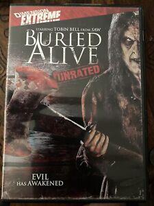 Buried Alive (DVD, 2007)