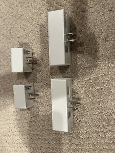 WEMO Mini Smart Plug / Plugs with WiFi (4-Pack)