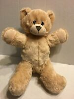 "Colorbok Brown Bear With Sewn Eyes 14"" Plush Stuffed Animal"