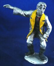 Hudson Pewter Villagers Fireman TERRENCE McSWEENEY  5623