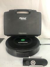 iRobot Roomba 770 Vacuum Cleaning Robot With Dock & Remote Extra Attachments